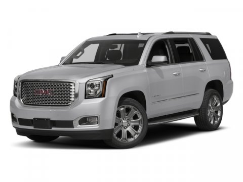 2017 GMC Yukon Denali White V8 62L Automatic 12 miles  Mirror Memory  Adjustable Pedals  Se