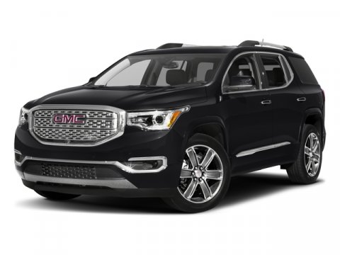 2017 GMC Acadia Denali Ebony Twilight MetallicJet Black V6 36L Automatic 8 miles  SUNROOF DUA