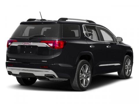 2017 GMC Acadia Denali BLACK V6 36L Automatic 2029 miles  ENG 36L V6 DI WVVT  TRANSMISSIO