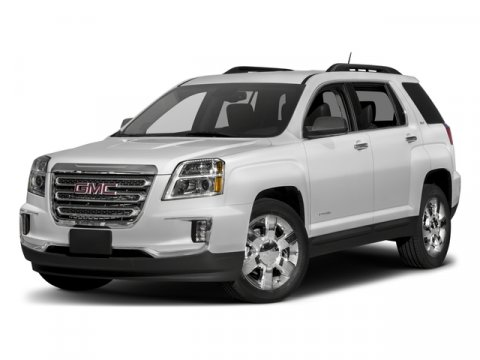 2017 GMC Terrain SLT Summit WhiteJet Black V4 24L Automatic 10 miles  ENGINE 24L DOHC 4-CYLI