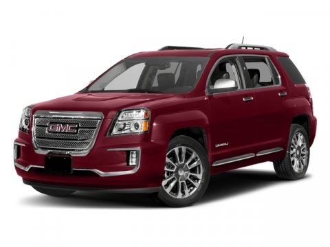 2017 GMC Terrain Denali G1w V6 36L Automatic 18 miles The GMC Terrain is designed to be the p
