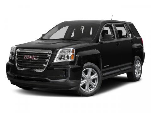 2017 GMC Terrain SLE Quicksilver MetallicJet Black V4 24L Automatic 7 miles  ENGINE 24L DOHC