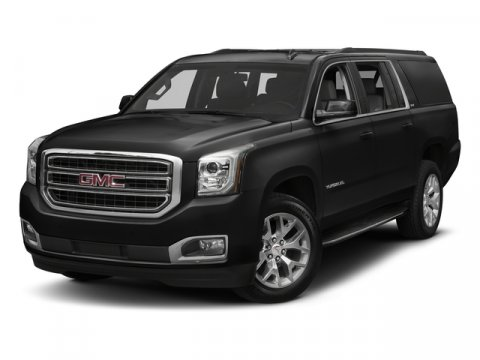 2017 GMC Yukon XL SLT Summit WhiteJet Black V8 53L Automatic 8 miles  SEATS SECOND ROW BUCKET