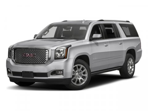 2017 GMC Yukon XL Denali Gaz V8 62L Automatic 8 miles Meet the GMC Yukon Its spacious interi