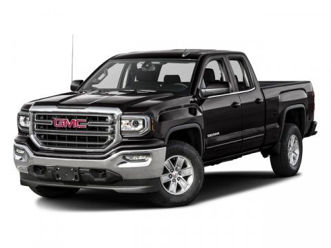 2017 GMC Sierra 1500 SLE  V8 53L Automatic 0 miles  LockingLimited Slip Differential  Four