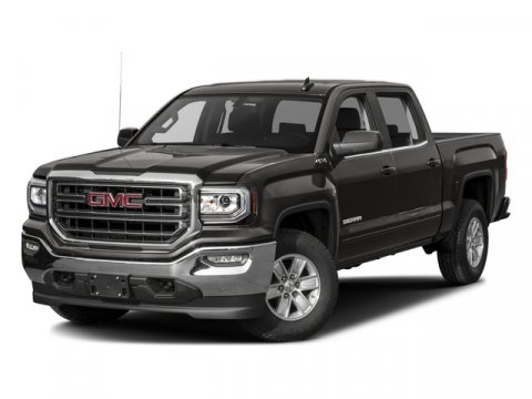 2017 GMC Sierra 1500 SLE Summit WhiteJet Black V6 43L Automatic 12 miles  TRANSMISSION 6-SPEE