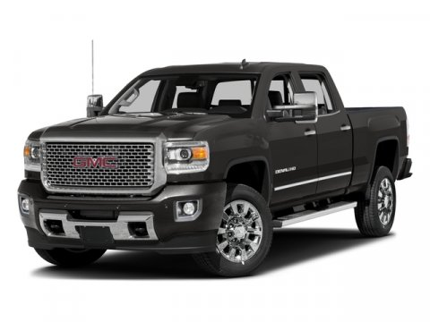 2017 GMC Sierra 2500HD Denali Summit WhiteJet Black V8 66L Automatic 0 miles  RO  Lane Depar