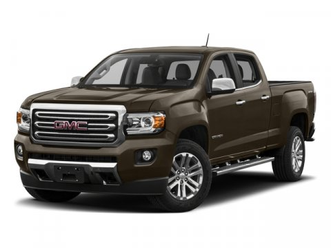 2017 GMC Canyon 4WD SLT Quicksilver MetallicJet Black V4 28L Automatic 0 miles  LockingLimit