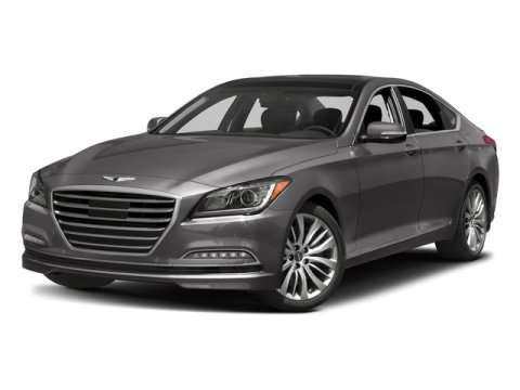 2017 Genesis G80 50L Ultimate Gray V8 50 L Automatic 1831 miles Keyes Hyundai on Van Nuys is