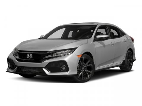 2017 Honda Civic Hatchback Sport Touring BlackBi V4 15 L Variable 525 miles Price Plus Dealer