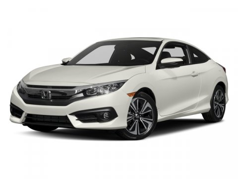 2017 Honda Civic Coupe EX-T White Orchid PearlBlackGray V4 15 L Variable 5 miles Honda Inven