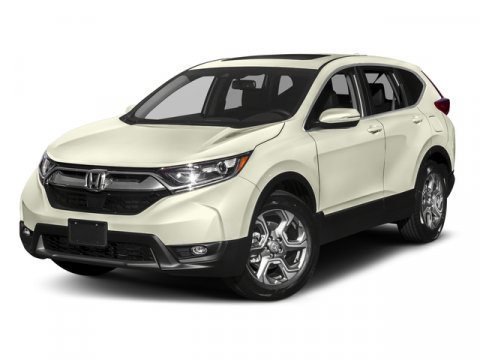 2017 Honda CR-V EX-L Lunar Silver MetallicEXL V4 15 L Variable 135 miles  ENGINE- 15L TURBO
