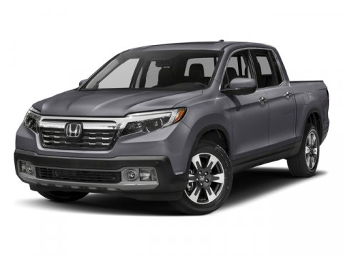 2017 Honda Ridgeline RTL-E SilverGray V6 35 L Automatic 10 miles  All Wheel Drive  LockingL