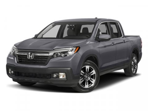 2017 Honda Ridgeline RTL-T WhiteBlack V6 35 L Automatic 2 miles Price Plus Dealer Installed O