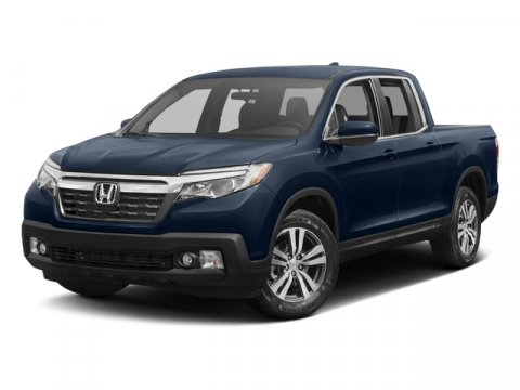 2017 Honda Ridgeline RTS WhiteBeige V6 35 L Automatic 10 miles Price Plus Dealer Installed Op