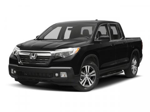 2017 Honda Ridgeline RTL SilverBlack V6 35 L Automatic 10 miles Price Plus Dealer Installed O