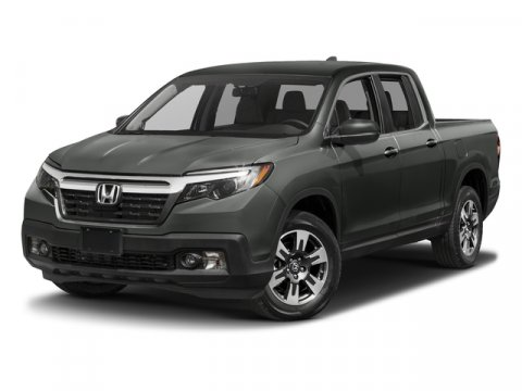 2017 Honda Ridgeline RTL-T GrayGray V6 35 L Automatic 2 miles Price Plus Dealer Installed Opt