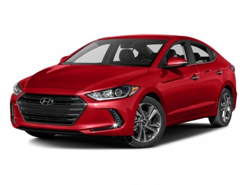 2017 Hyundai Elantra Red V4 20 L  4 miles Keyes Hyundai on Van Nuys is one of the largest Hyu