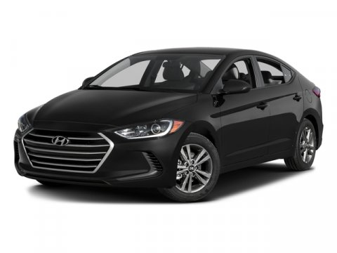2017 Hyundai Elantra SE Phantom Black V4 20 L Automatic 12 miles Keyes Hyundai on Van Nuys is