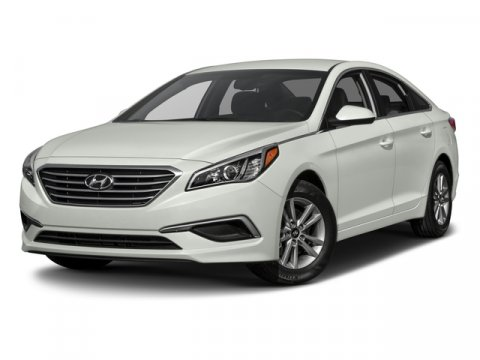 2017 Hyundai Sonata SE WhiteGray V4 24 L Automatic 12 miles The Hyundai Sonata features an ex