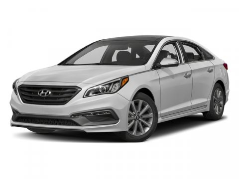 2017 Hyundai Sonata Limited White V4 24 L Automatic 12 miles Keyes Hyundai on Van Nuys is one