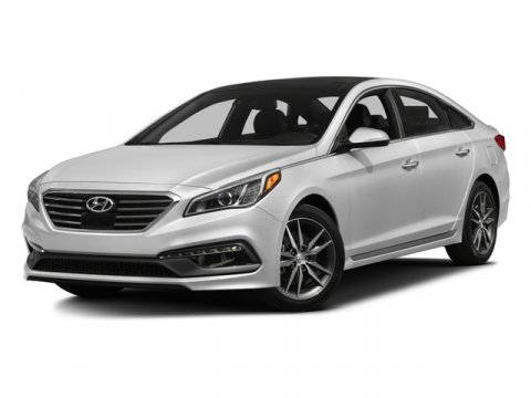 2017 Hyundai Sonata Sport Red V4 20 L Automatic 12 miles Keyes Hyundai on Van Nuys is one of