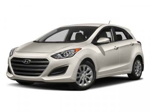 2017 Hyundai Elantra GT Black V4 20 L Manual 12 miles Keyes Hyundai on Van Nuys is one of the