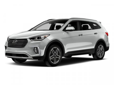2017 Hyundai Santa Fe Limited Ultimate Blue V6 33 L Automatic 11 miles Keyes Hyundai on Van N