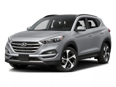 2017 Hyundai Tucson Limited Blue V4 16 L Automatic 12 miles Keyes Hyundai on Van Nuys is one