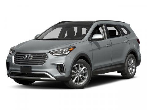 2017 Hyundai Santa Fe SE Black V6 33 L Automatic 50 miles Keyes Hyundai on Van Nuys is one of