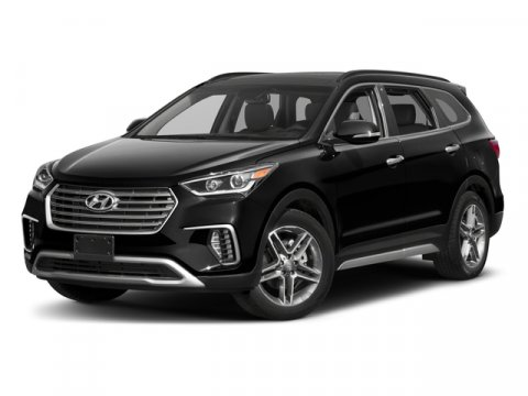 2017 Hyundai Santa Fe Limited Black V6 33 L Automatic 12 miles Keyes Hyundai on Van Nuys is o