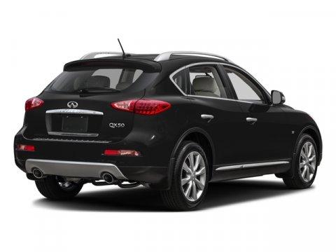 2017 INFINITI QX50 KH3BLACK OBSIDIAN V6 37 L Automatic 7 miles 2017 INFINITI QX50 Black Obsi
