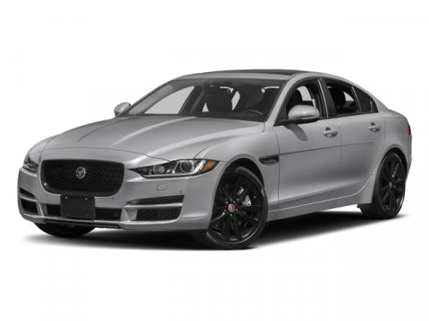 2017 Jaguar XE 25t Premium Polaris WhiteJetJet V4 20L I4 16V Turbocharged Automatic 23052 mile