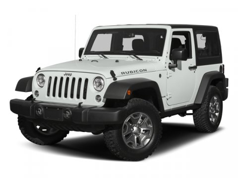 2017 Jeep Wrangler Rubicon Bright White ClearcoatBlack V6 36 L Automatic 0 miles Buy it Try
