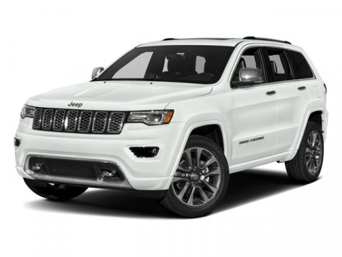 2017 Jeep Grand Cherokee Overland Bright White ClearcoatGLX9 V6 36 L Automatic 0 miles Buy it