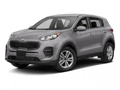 2017 Kia Sportage LX Blue Med V4 24 L Automatic 22768 miles AWD Gasoline Power To Surprise