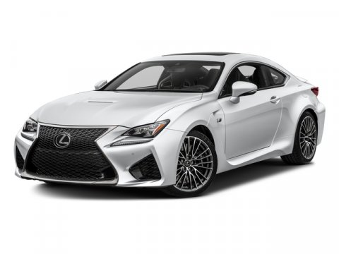 2017 Lexus RC F  V8 50 L Automatic 11 miles  LEATHER PACKAGE -inc Dark Carbon Fiber Trim  W