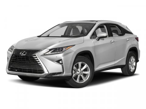 2017 Lexus RX RX 350 Nebula Gray PearlBlack V6 35 L Automatic 2130 miles Look at this 2017 Le