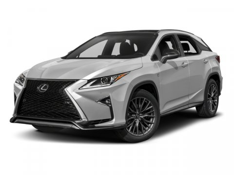 2017 Lexus RX ObsidianParchment V6 35 L Automatic 15 miles  All Wheel Drive  Power Steering