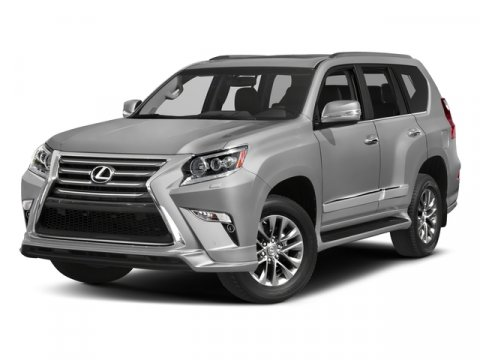 2017 Lexus GX  V8 46 L Automatic 0 miles  Four Wheel Drive  Power Steering  ABS  4-Wheel D
