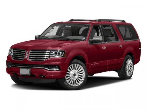 2017 Lincoln Navigator L Select G1 Black Velvet MetallicEbony V6 35 L Automatic 5905 miles  G
