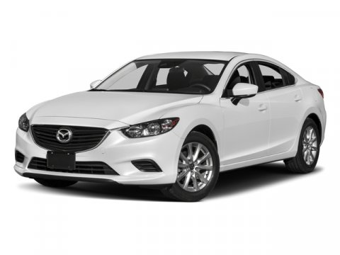 2017 Mazda Mazda6 Sport Snowflake WhiteBlack V4 25 L Automatic 10 miles When function and for