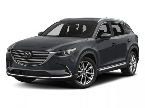 2017 Mazda CX-9 Signature Jet Black MicaAuburn V4 25 L Automatic 27302 miles CARFAX One-Owner