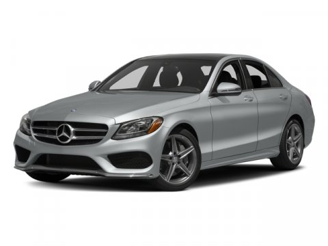 2017 Mercedes C-Class C 300 Iridium SilverBlack Tex V4 20 L Automatic 7 miles The sleek spor