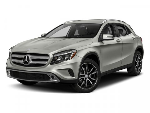 2017 Mercedes GLA 250 Mountain Grey MCrystal Grey Mb V4 20 L Automatic 3 miles With a confide