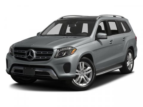 2017 Mercedes GLS 450 4MATIC Iridium SilverBlack V6 30 L Automatic 6 miles Introducing the GL