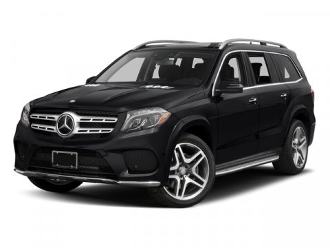 2017 Mercedes GLS550 4MATIC BlackBlack Leather V8 47 L Automatic 4 miles Designed by the perf