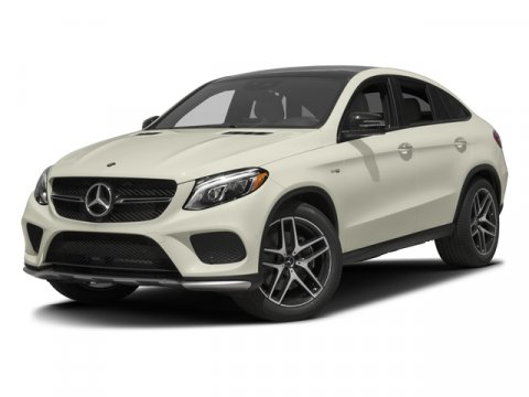 2017 Mercedes GLE GLE 43 AMG-  Coupe 4MATIC- White V6 30L Bi-Turbo V6 Automatic 8891 miles CAL