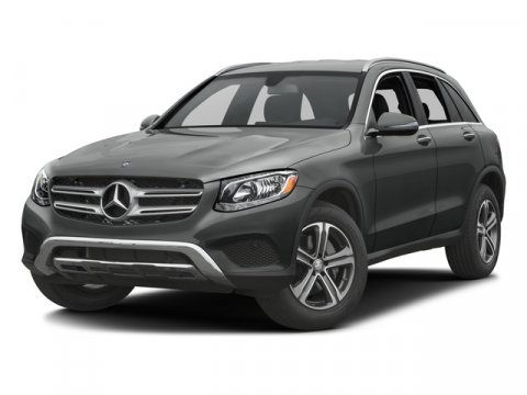 2017 Mercedes GLC 300 Selenite Grey MBlack Mb Tex V4 20 L Automatic 0 miles Has your SUV been