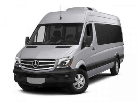 2017 Mercedes Sprinter Passenger Van Jet BlackLeatherette Bla V6 30 L Automatic 69 miles From